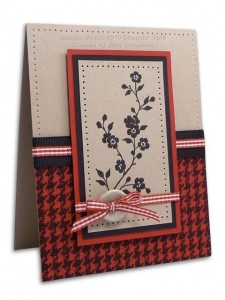Featured Stamper: Karen Barber