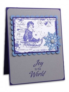 Featured Stamper: Mary Rose (aka maryrose)