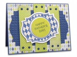 Early/Late Father's Day Card