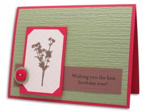 Another Birthday Card