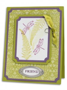 Featured Stamper: Denise (aka card crazy)