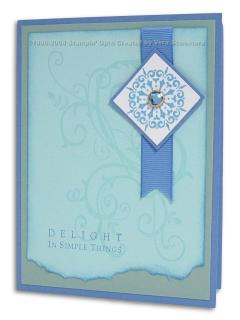 Another Simple Delights Card